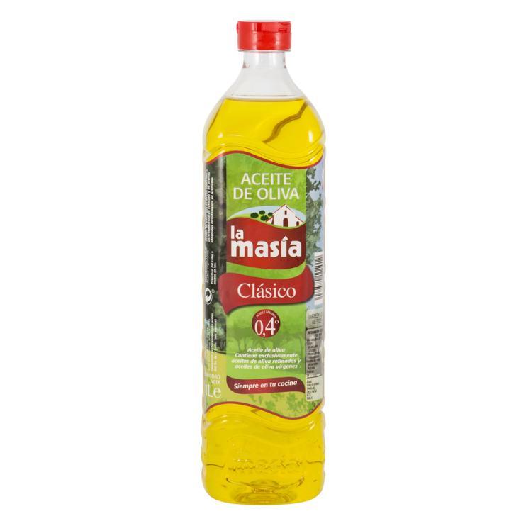 ACEITE OLIVA MASIA SUAVE 1L