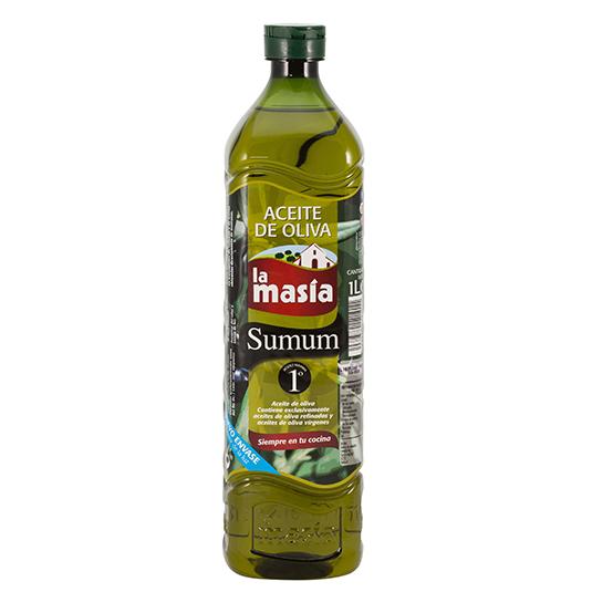 ACEITE OLIVA MASIA SUMUM 1L