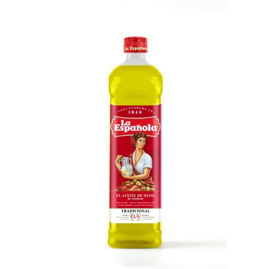 ACEITE OLIVA LA ESPAÑOLA 0.4º 1L