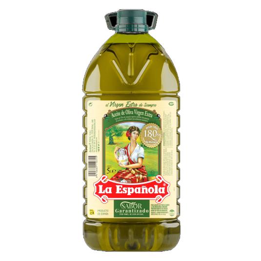 ACEITE OL.V.EXTRA LA ESPAÑOLA 5L