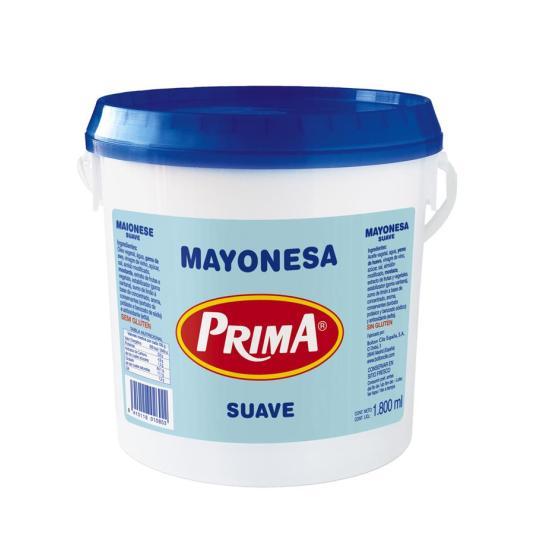 MAHONESA PRIMA 1,8 KG