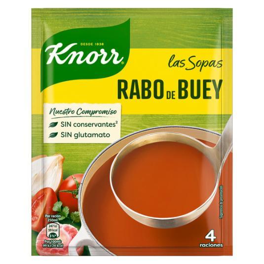 SOPA KNORR RABO DE BUEY