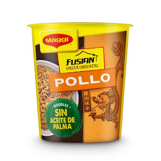 PASTA ORIENTAL MAGGI POLLO CUP 61,5 GR