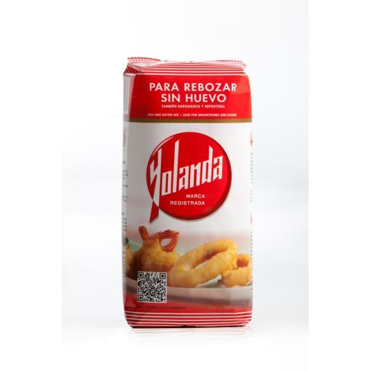 HARINA YOLANDA REBOZADOS 500 GR