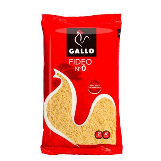 FIDEO GALLO N-0 250 GR