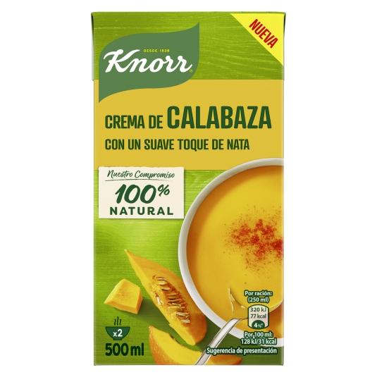 CREMA KNORR F. CALABAZA 500 ML