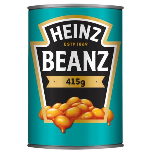 BAKED BEANS HEINZ 450 GR