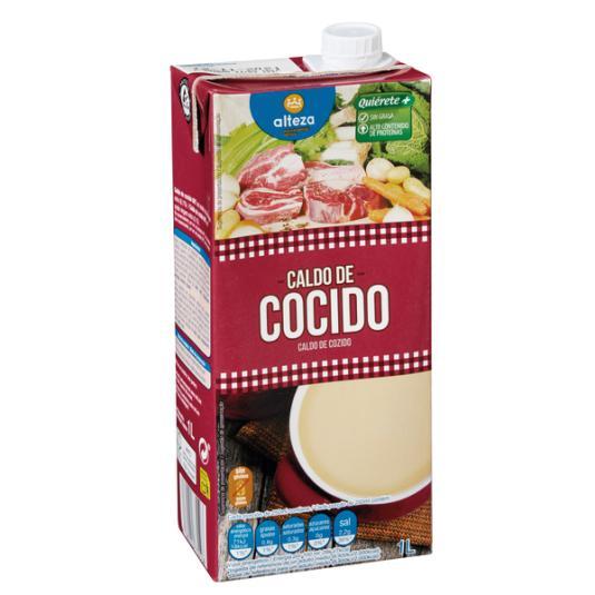 CALDO COCIDO ALTEZA BRIK 1 L