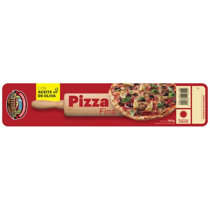 MASA BASE  PIZZA TARRADELLA UD
