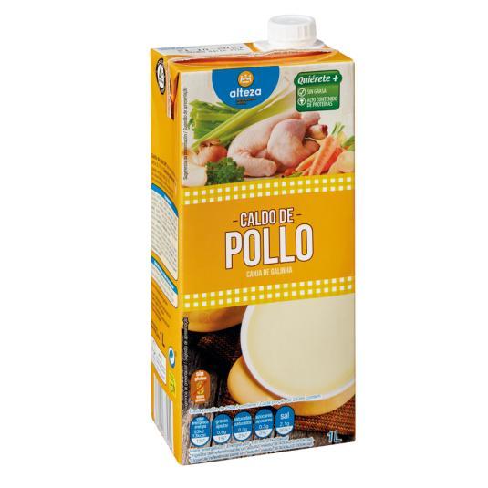CALDO POLLO ALTEZA BRIK 1 L