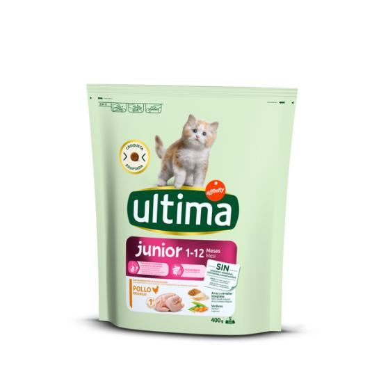 ULTIMA CAT JUNIOR 400 GR