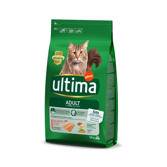 ULTIMA CAT SALMON 1.5K