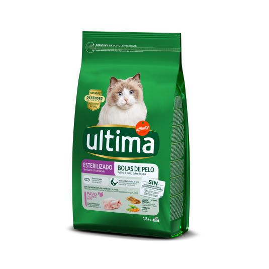 ULTIMA CAT ESTER.BOLAS PELO 1.5K