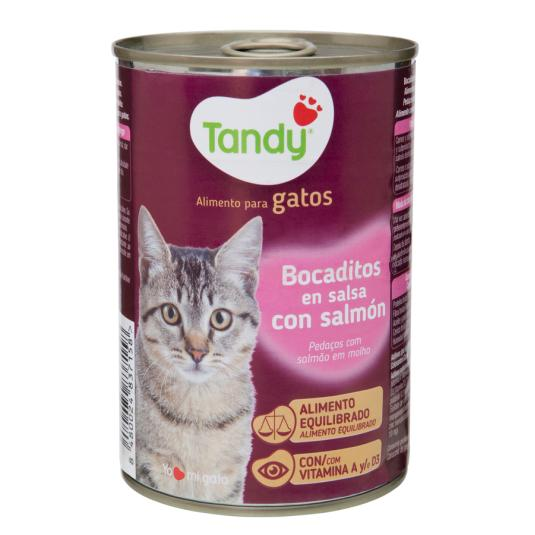 BOCAD.GATOS SALM. TANDY 415