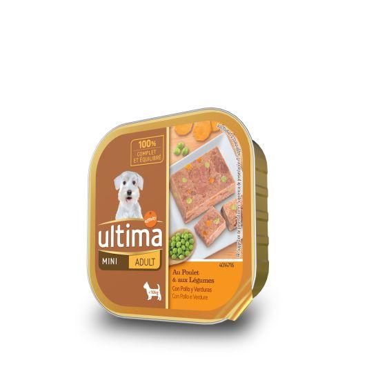 ULTIMA DOG POLLO 150G