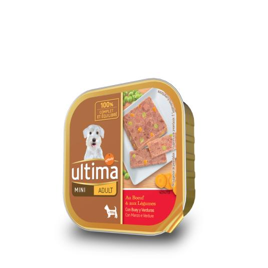 ULTIMA DOG BUEY 150G