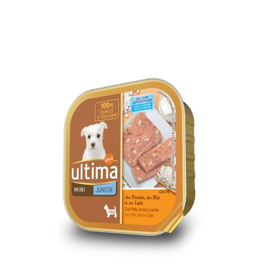 ULTIMA DOG JUNIOR 150 GR