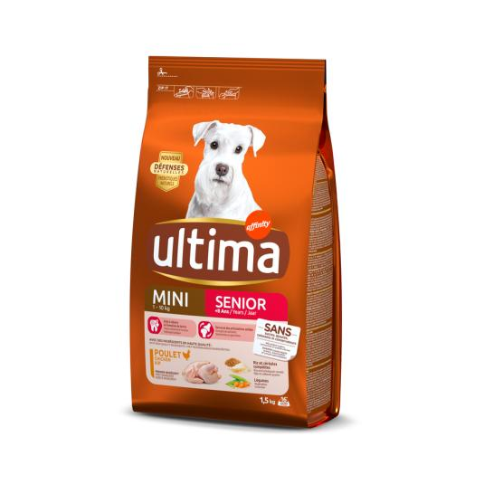 ULTIMA DOG MINI SENIOR 1.5K