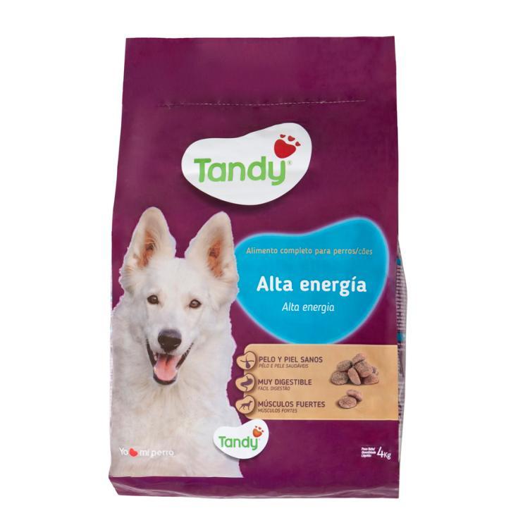 COM.PERRO A.ENERGIA TANDY 4 KG