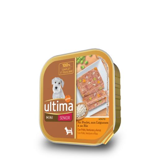 ULTIMA DOG SENIOR 150GR