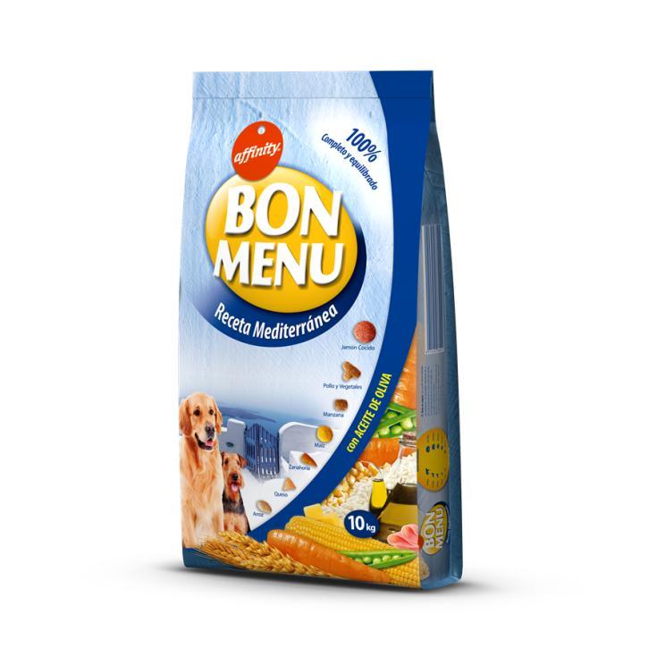 BON MENU R.MEDITERRANEA 10 KG