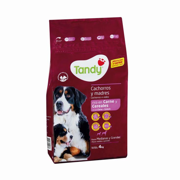 COM.CACHORRO/MADR TANDY 4 KG