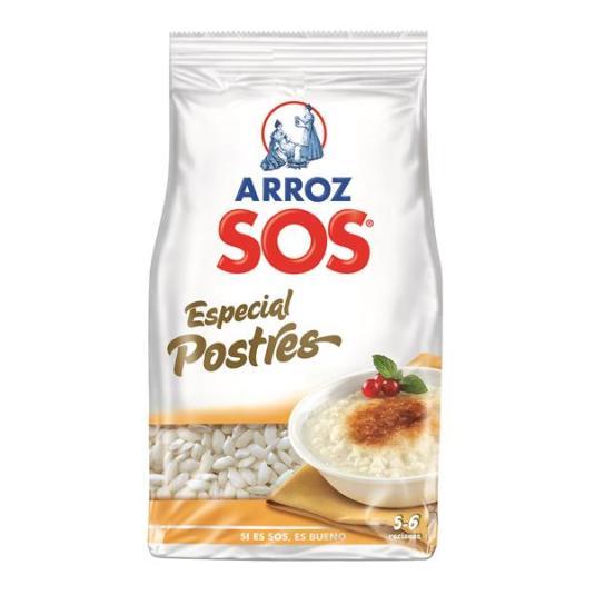 ARROZ SOS POSTRES 500G