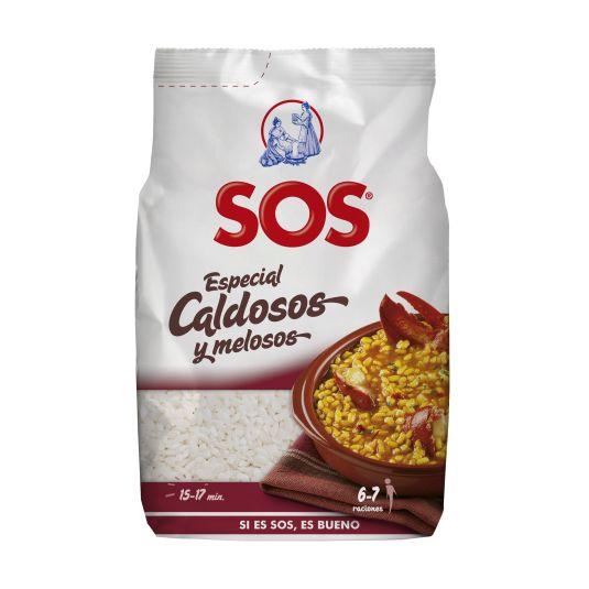 ARROZ SOS ESPECIAL CALDOSO 500GR