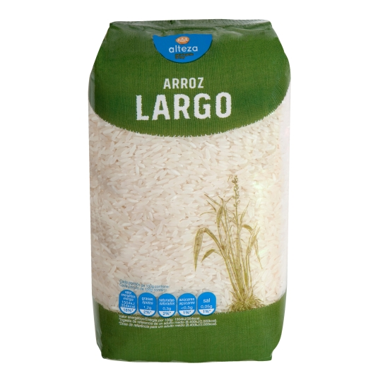 ARROZ LARGO ALTEZA PRIMERA 1 KG