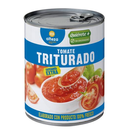 TOMATE TRITURADO ALTEZA 800 grs