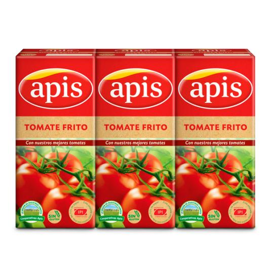 TOMATE FRITO APIS PACK-3