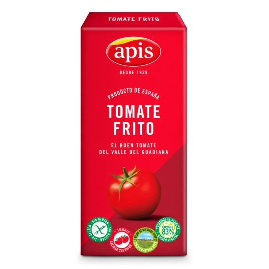TOMATE FRITO APIS BRIK 400 GR