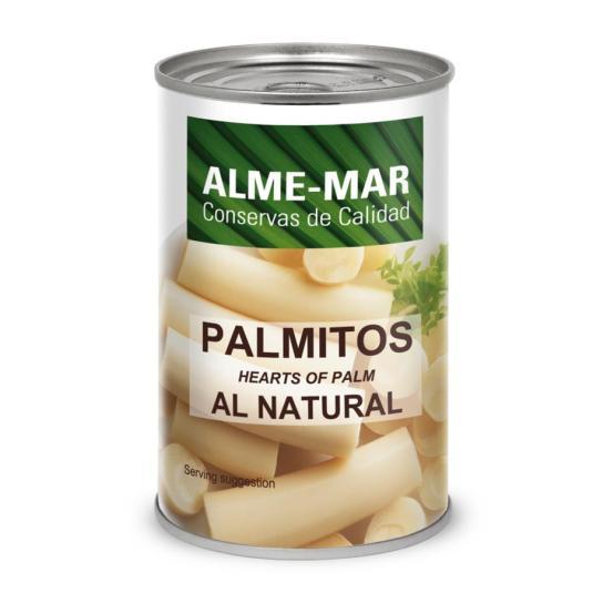 PALMITOS AL NATURAL ALME-MAR