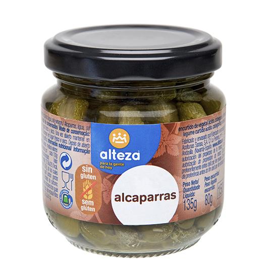 ALCAPARRAS ALTEZA 150 ML