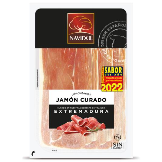 JAMON CURADO NAVIDUL L/96GR