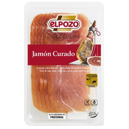 JAMON CURADO SELECC.ELPOZO /L90G