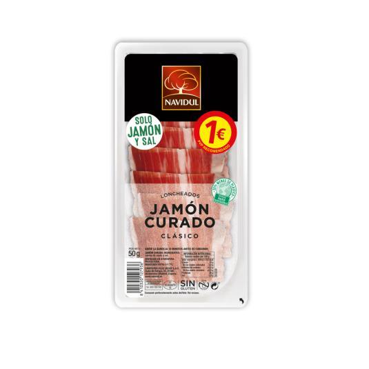 JAMON CURADO NAVIDUL L/50 G