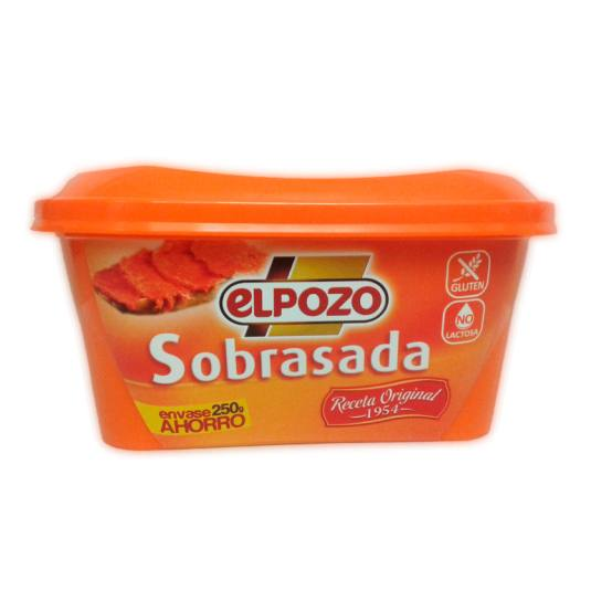 SOBRASADA ELPOZO 250 GR