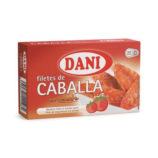 CABALLA TOMATE DANI RR125