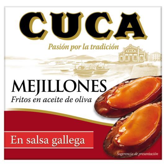 MEJILLONES S/GALLEGA CUCA RO 100