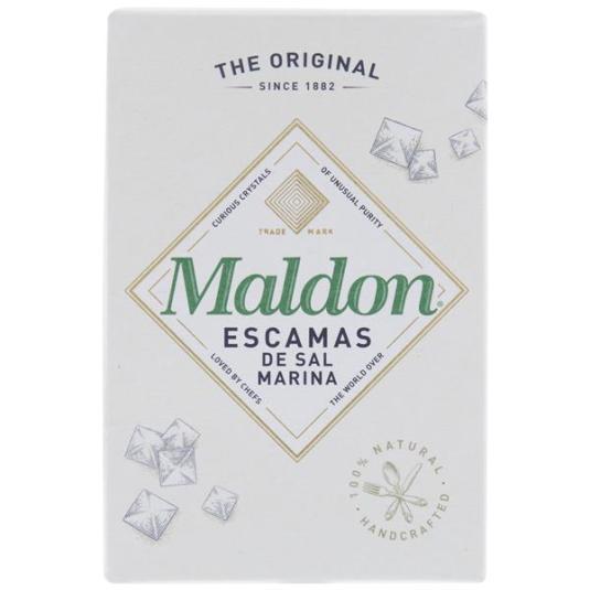SAL ESCAMAS MALDON 125G