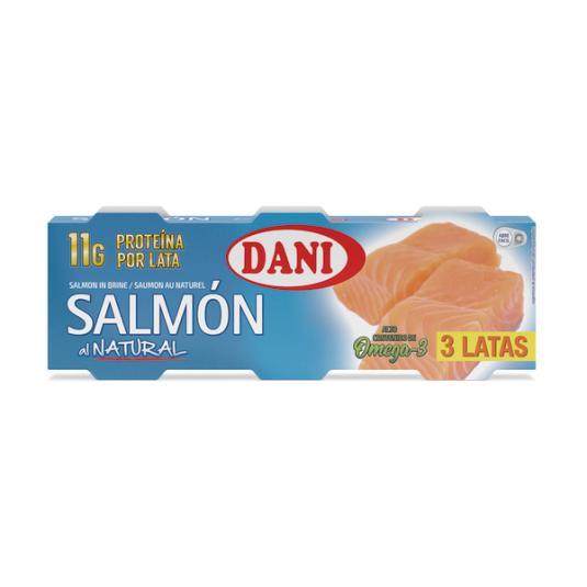 SALMON AL NATURAL DANI RO-85X3