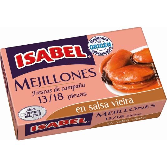 MEJILLON VIERA ISABEL OL-120 13/18
