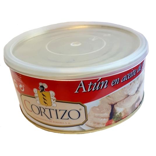 ATUN A/GIRASOL  CORTIZO RO 1000 C/TAPA