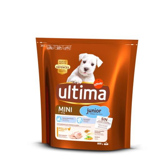 ULTIMA DOG MINI JUNIOR 800 GR