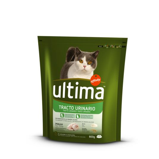 ULTIMA CAT TRACTO URINARIO 750GR