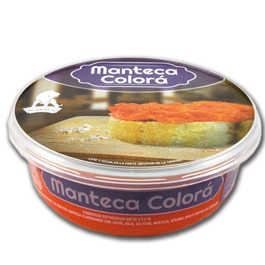 MANTECA COLOR ICARBEN 250GR