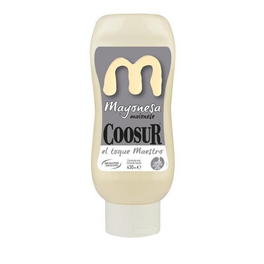 MAYONESA BOCABAJO COOSUR 430ML