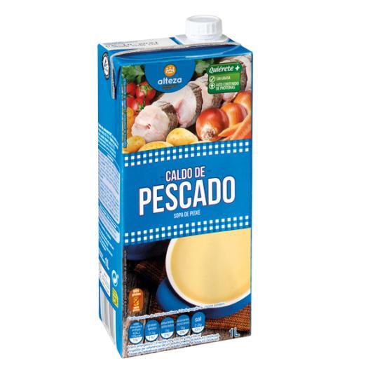 CALDO PESCADO ALTEZA BRIK 1L