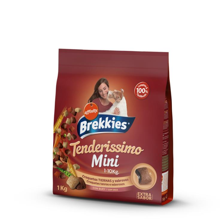 BREKKIES DOG TENDERISSIMO 1 KG